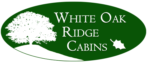 White Oak Ridge Cabins Logo